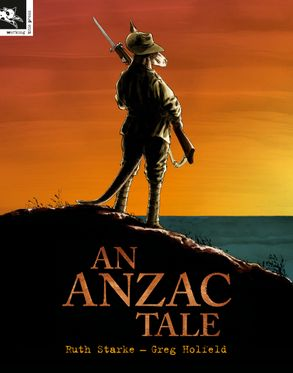 Cover image - An Anzac Tale