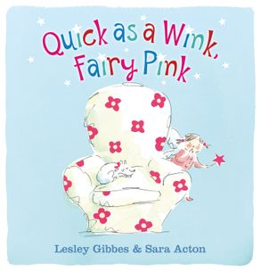 Cover image - Quick as a Wink, Fairy Pink