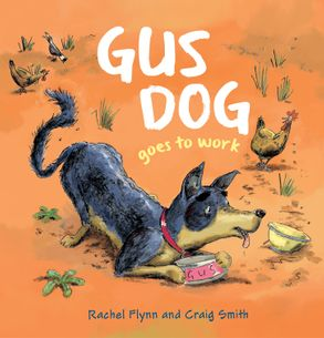 Cover image - Gus Dog Goes to Work