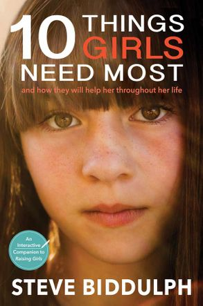 Cover image - Ten Things Girls Need Most