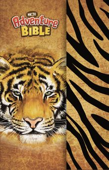 NKJV, Adventure Bible, Hardcover, Full Color, Magnetic Closure