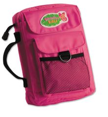 Adventure Bible Cover Pink Medium