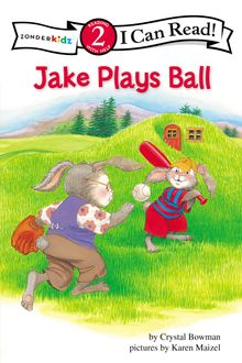 Jake Plays Ball