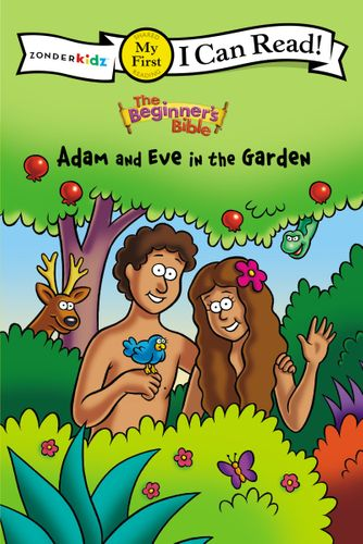 The Beginner's Bible Adam and Eve in the Garden
