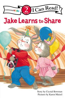 Jake Learns to Share
