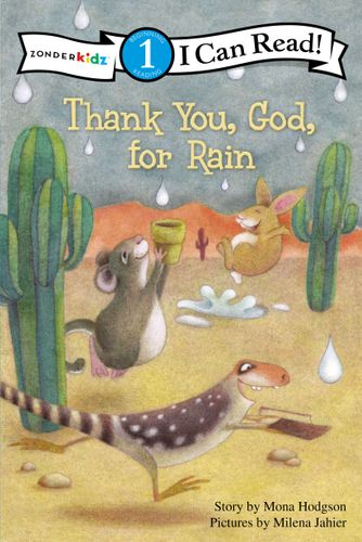 Thank You, God, For Rain