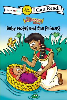 The Beginner's Bible Baby Moses and the Princess