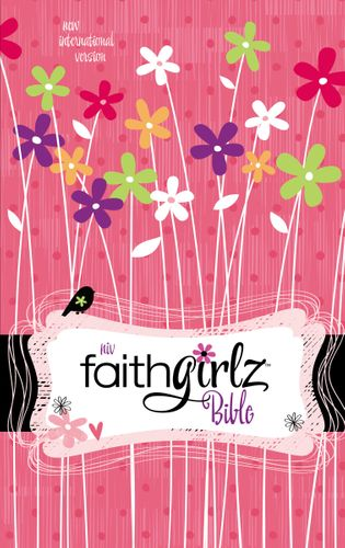 NIV, Faithgirlz! Bible: Revised Edition, Hardcover