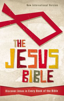 NIV, The Jesus Bible, Hardcover