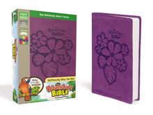 NIrV, Adventure Bible for Early Readers, Leathersoft, Purple, Full Color