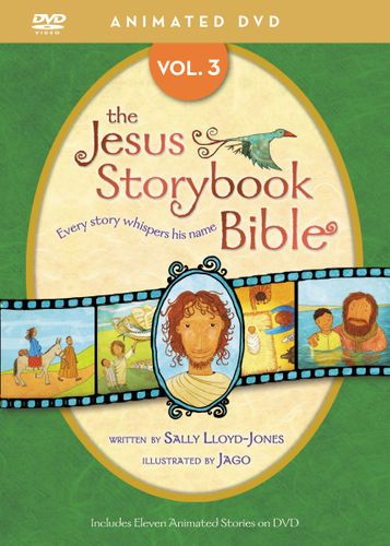 Jesus Storybook Bible Animated DVD, Vol. 3