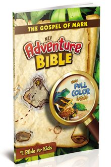 NIV, Adventure Bible: The Gospel of Mark, Paperback, Full Color