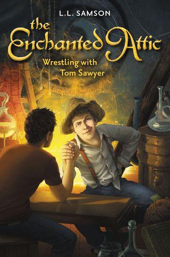 Wrestling with Tom Sawyer