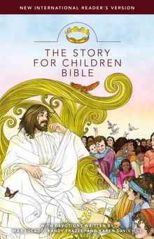 NIrV, The Story for Children Bible, Hardcover