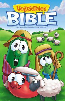 NIrV, VeggieTales Bible, Hardcover