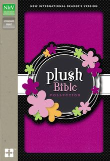 NIrV, Plush Bible Collection, Hardcover, Purple