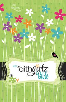 NKJV, Faithgirlz Bible, Hardcover