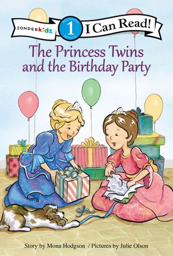The Princess Twins and the Birthday Party