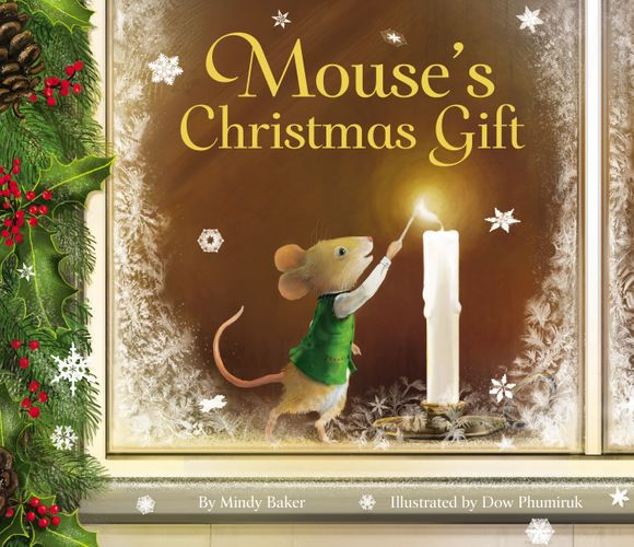 Image result for mouse's christmas gift
