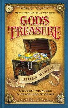 NIV, God's Treasure Holy Bible, Hardcover