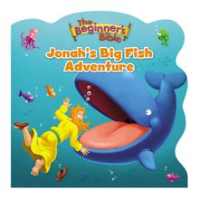 The Beginner's Bible Jonah's Big Fish Adventure
