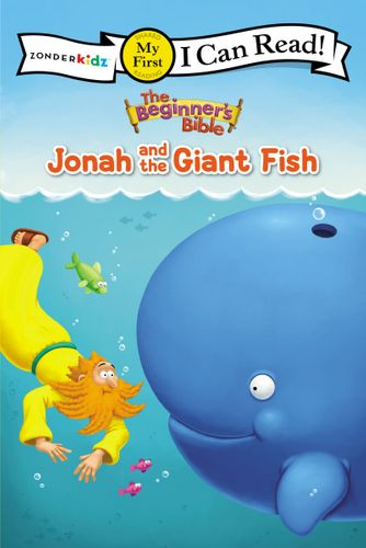 The Beginner's Bible Jonah and the Giant Fish