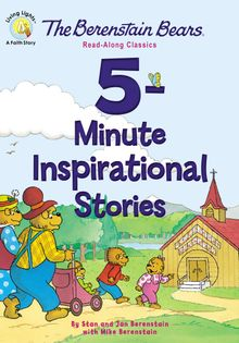 The Berenstain Bears 5-Minute Inspirational Stories
