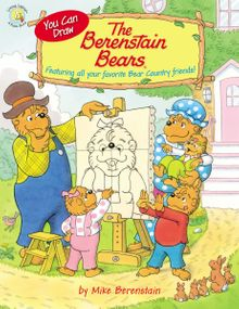 You Can Draw The Berenstain Bears