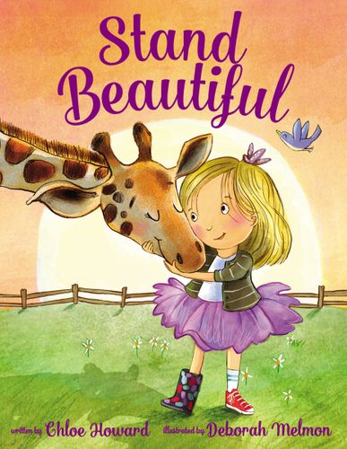 Stand Beautiful – picture book