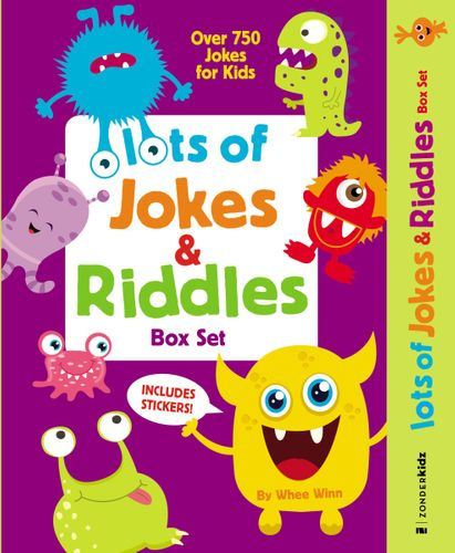 Lots of Jokes and Riddles Box Set