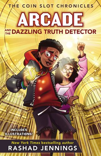 Arcade and the Dazzling Truth Detector