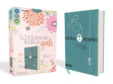 NIV, Ultimate Bible for Girls, Faithgirlz Edition, Leathersoft, Teal