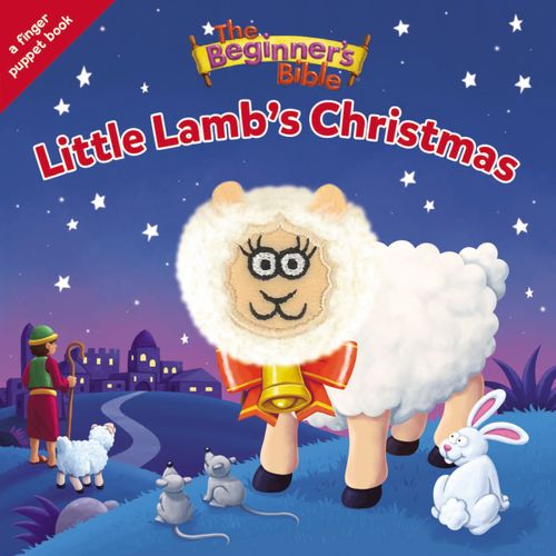 The Beginner's Bible Little Lamb's Christmas
