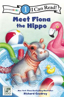 Meet Fiona the Hippo
