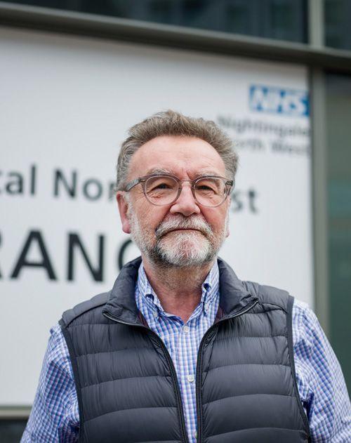 Dr Tony Redmond