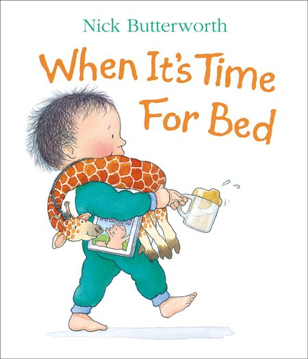 When It's Time for Bed - Nick Butterworth