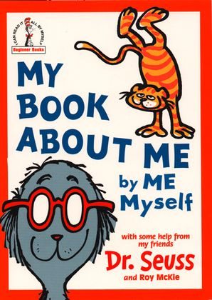 My Book About Me (Beginner Series) Paperback  by Dr. Seuss