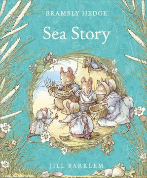 Sea Story Hardcover  by Jill Barklem