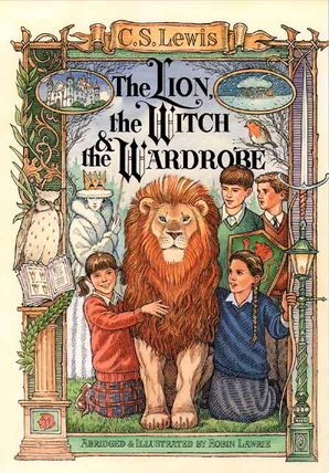 The Lion, the Witch and the Wardrobe Paperback  by Clive Staples Lewis