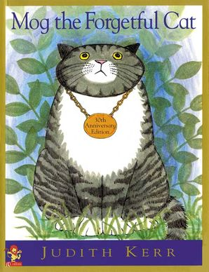 Mog the Forgetful Cat Hardcover 30th Anniversary edition by