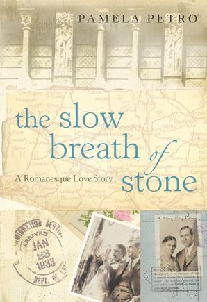 The Slow Breath of Stone Hardcover  by Pamela Petro
