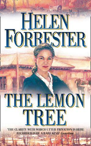 The Lemon Tree Paperback  by Helen Forrester