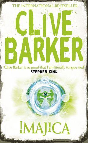 Imajica Paperback  by Clive Barker