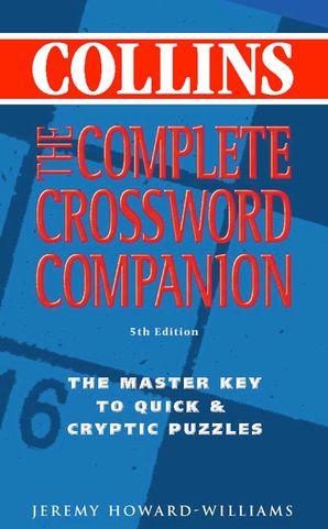 The Complete Crossword Companion