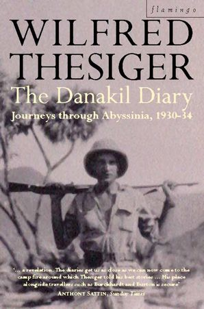 The Danakil Diary Paperback  by Wilfred Thesiger