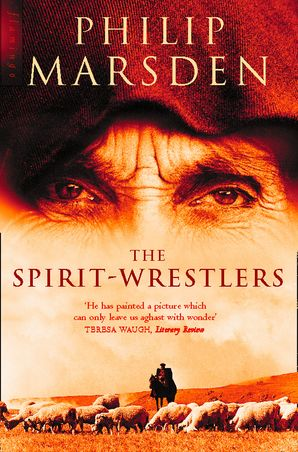 The Spirit-Wrestlers Paperback  by Philip Marsden