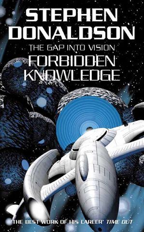 Forbidden Knowledge by Stephen Donaldson - Paperback