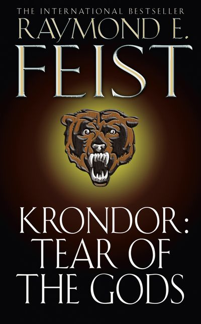 Krondor: Tear of the Gods - Raymond E. Feist