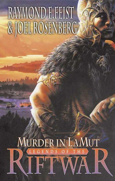 Murder in Lamut - Raymond E. Feist and Joel Rosenberg
