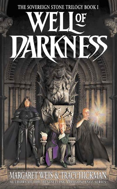 Well of Darkness - Margaret Weis and Tracy Hickman